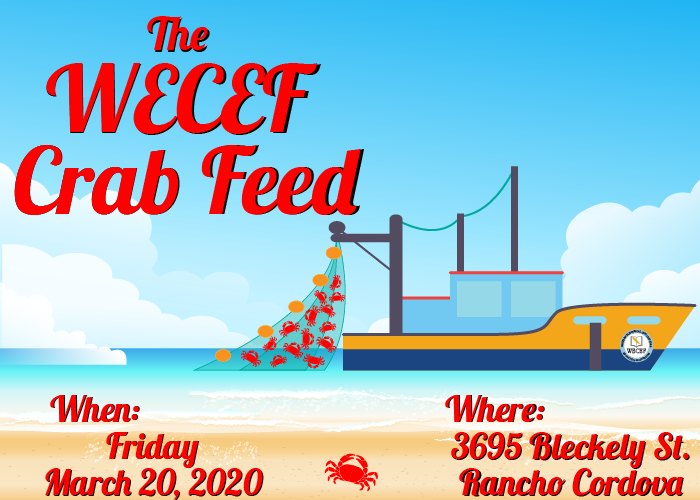 2020 WECEF Crab Feed