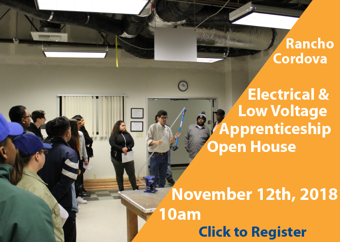 WECA Apprenticeship Open House