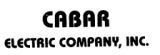 Cabar Electric, Inc.