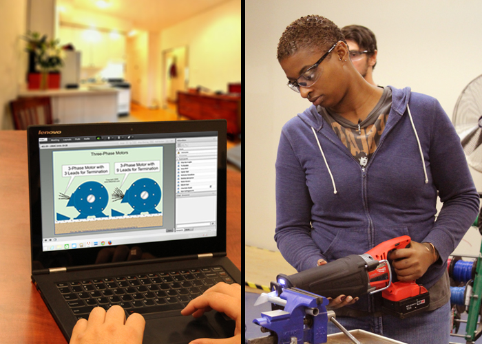 weca electrician trainee program