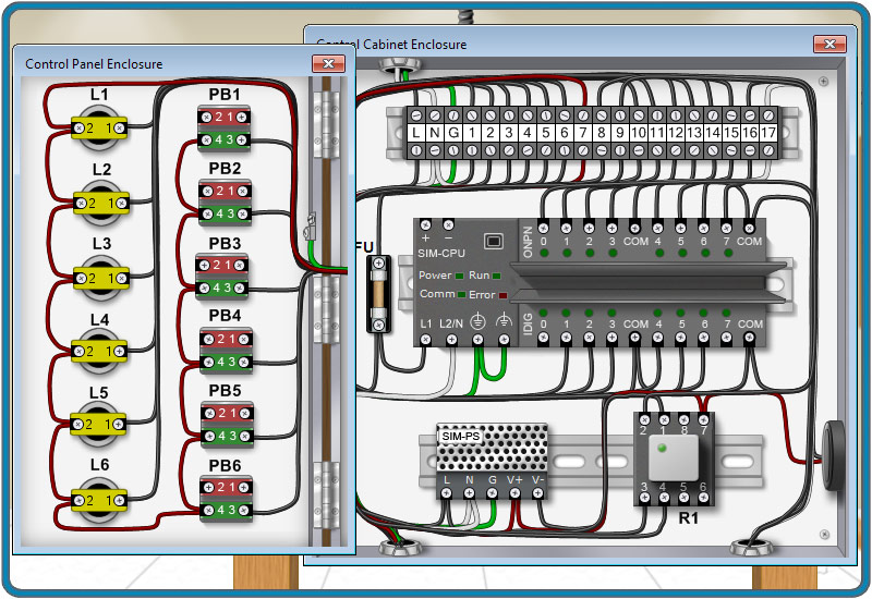 Electrical Wiring Simulator - Solidfonts