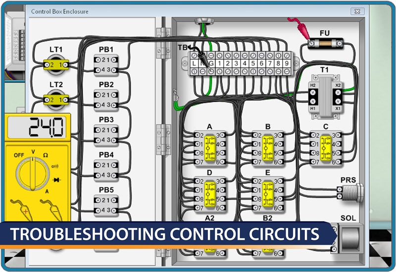 electrical troubleshooting skills series v4